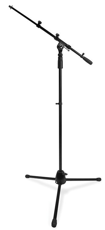 View larger image of Hosa Microphone Stand - Tripod Base