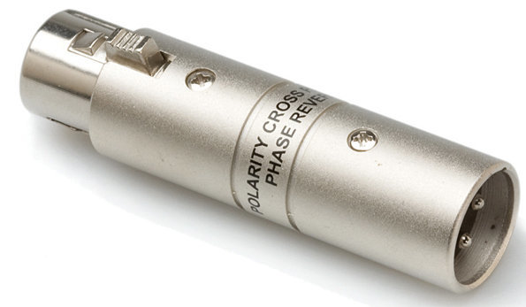 View larger image of Hosa Phase Reverser - XLR3F to XLR3M