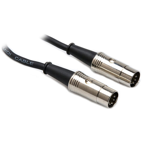 View larger image of Hosa Pro MIDI Cable - 5-Pin DIN to Same, 15'