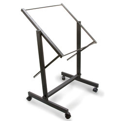 Hosa Rolling Design Rack - 19