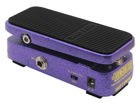 View larger image of Hotone Vow Press Switchable Volume/Wah Pedal