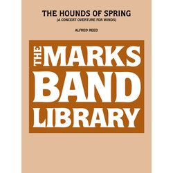 Hounds of Spring - Score & Parts, Grade 4