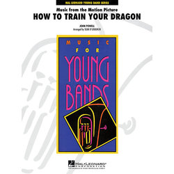 How to Train Your Dragon - Score & Parts, Grade 3