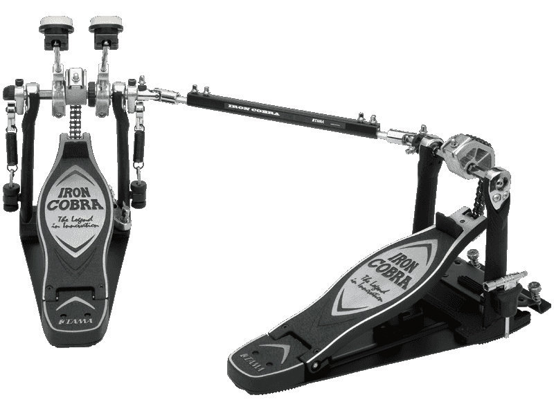 View larger image of HP900PSWLN Left-Footed Power Glide Twin Pedal