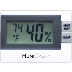 HumiCase Digital Hygro-Thermometer