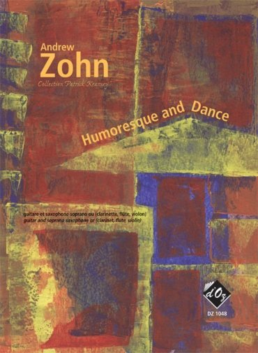 View larger image of Humoresque And Dance (Zohn) - Guitar & Violin Duet