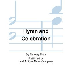 Hymn and Celebration - Score & Parts, Grade 4