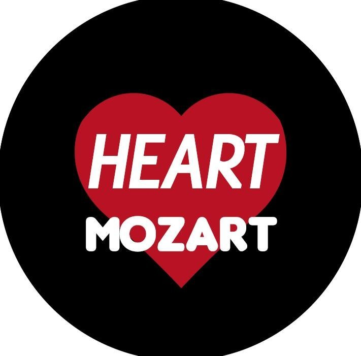 View larger image of I Heart Mozart Pin