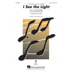I See the Light (from Tangled), 2PT Parts