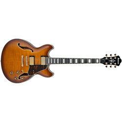 Ibanez AS93FM Artcore Expressionist Electric Guitar - Violin Sunburst