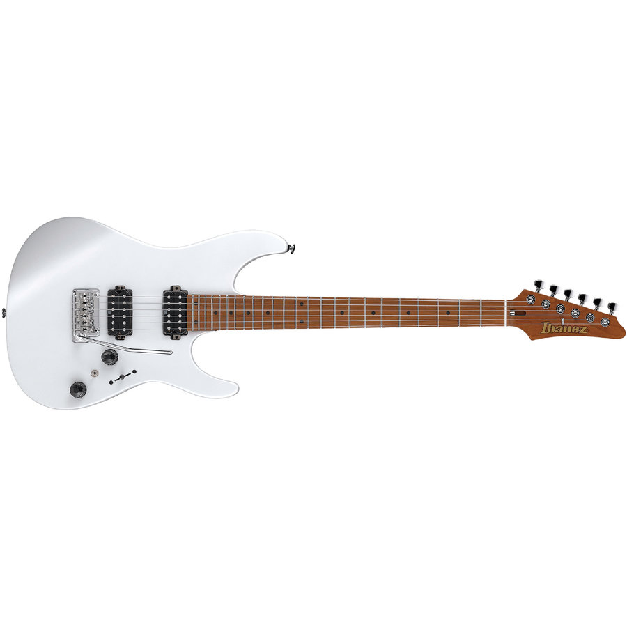 View larger image of Ibanez AZ2402 Prestige Electric Guitar - Pearl White