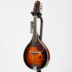 Ibanez M510E Mandolin - Brown Sunburst