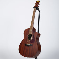 Ibanez PC12MHCE Acoustic-Electric Guitar - Open Pore Natural