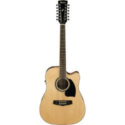 Ibanez PF1512ECE 12-String Acoustic-Electric Guitar