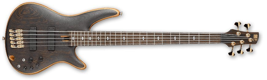 View larger image of Ibanez SR5005 SR Bass Guitar - Oil