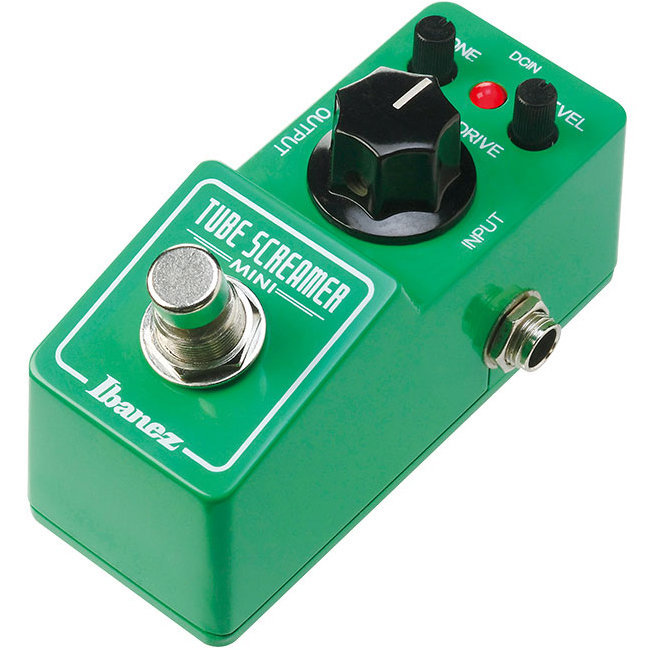 View larger image of Ibanez Tube Screamer Mini Pedal