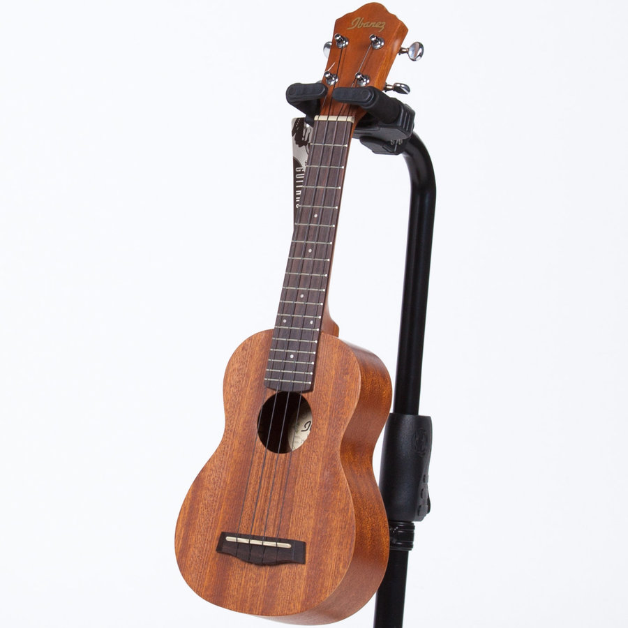 View larger image of Ibanez UKS10 Soprano Ukulele - Open Pore Natural