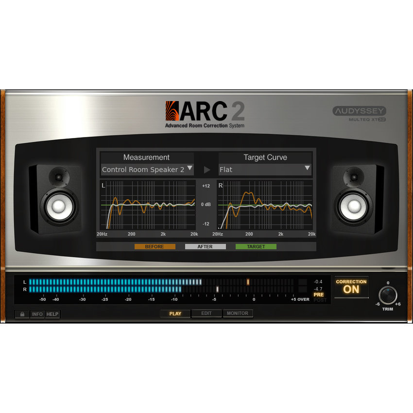 View larger image of IK Multimedia ARC System 2.5 with MEMS Microphone