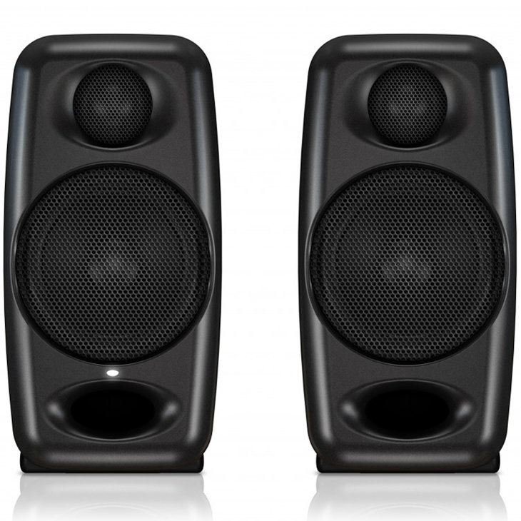 View larger image of IK Multimedia iLoud Micro Monitor Speakers - Pair