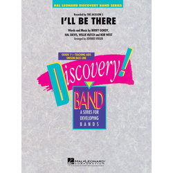 I'll Be There (The Jackson Five) - Score & Parts, Grade 1.5