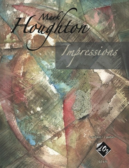View larger image of Impressions (Houghton) - Guitar Duet