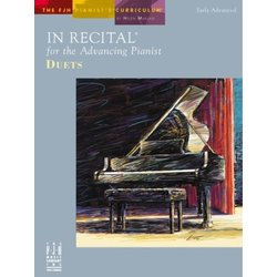 In Recital! For the Advancing Pianist. Duets (1P4H)
