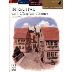 In Recital® with Classical Themes - Volume One - Book 4