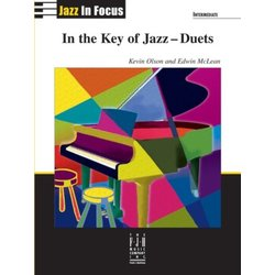 In the Key of Jazz - Duets (1P4H)