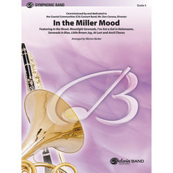 In the Miller Mood - Score & Parts, Grade 4