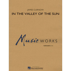 In the Valley of The Sun - Score & Parts, Grade 3.5