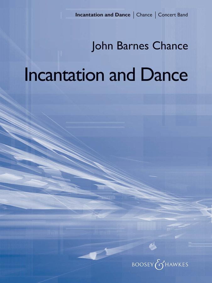 View larger image of Incantation and Dance - Score & Parts, Grade 5