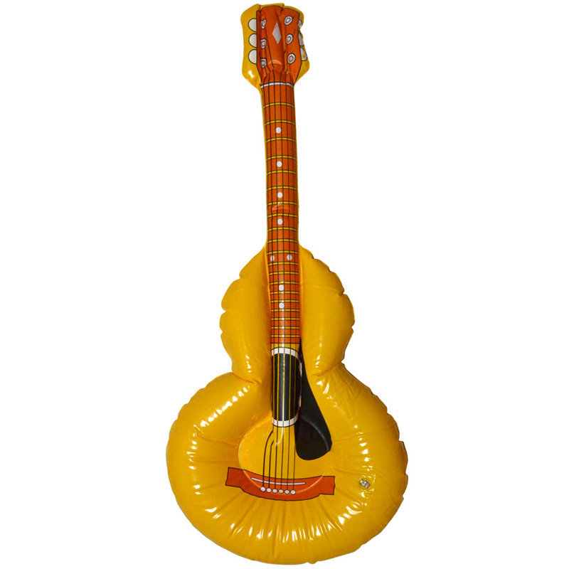 View larger image of Inflatable Acoustic Guitar