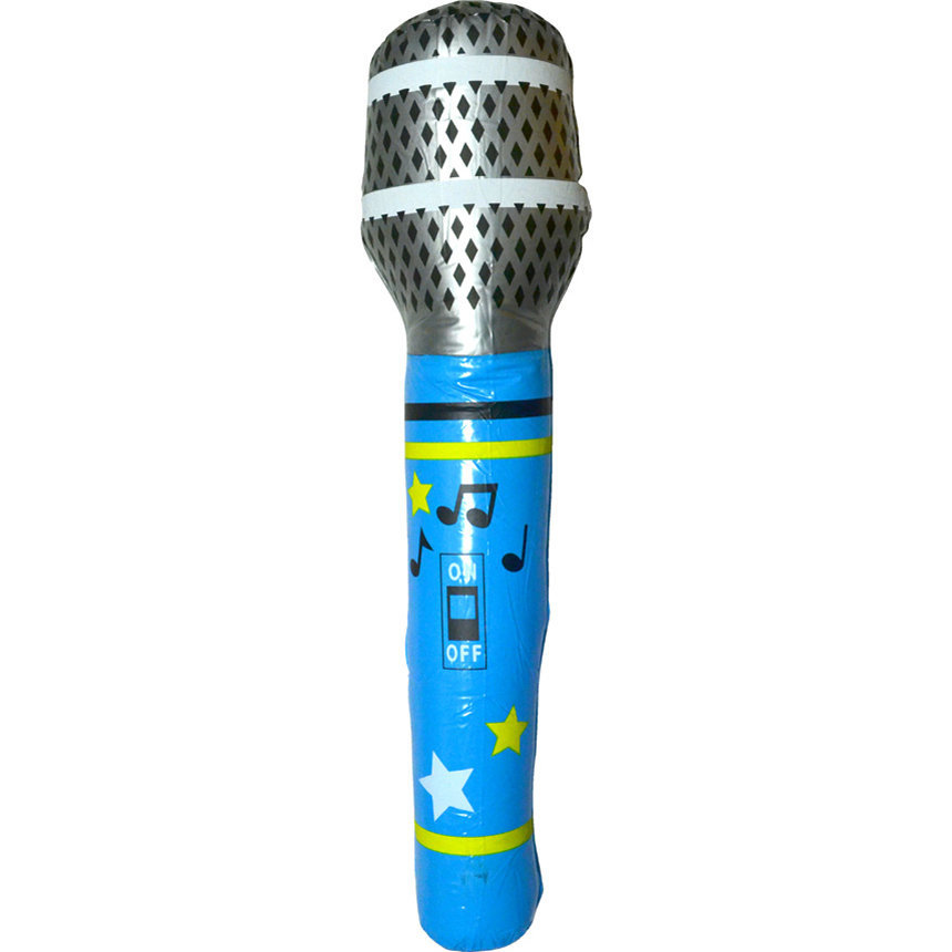 View larger image of Inflatable Microphone - 38