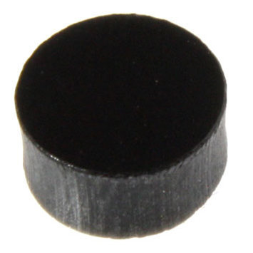 View larger image of Inlay Dots - 6.35mm, Black