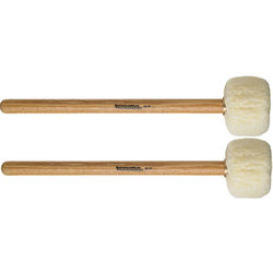 Innovative Percussion Concert Gong / Bass Mallets - Large, Soft