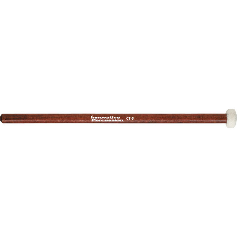 View larger image of Innovative Percussion CT-5 Timpani Mallets - Hard/Staccato