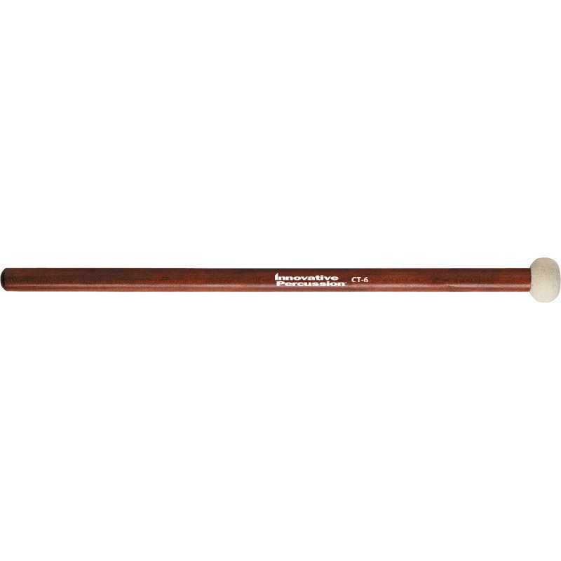 View larger image of Innovative Percussion CT-6 Timpani Mallets - Ultra Staccato