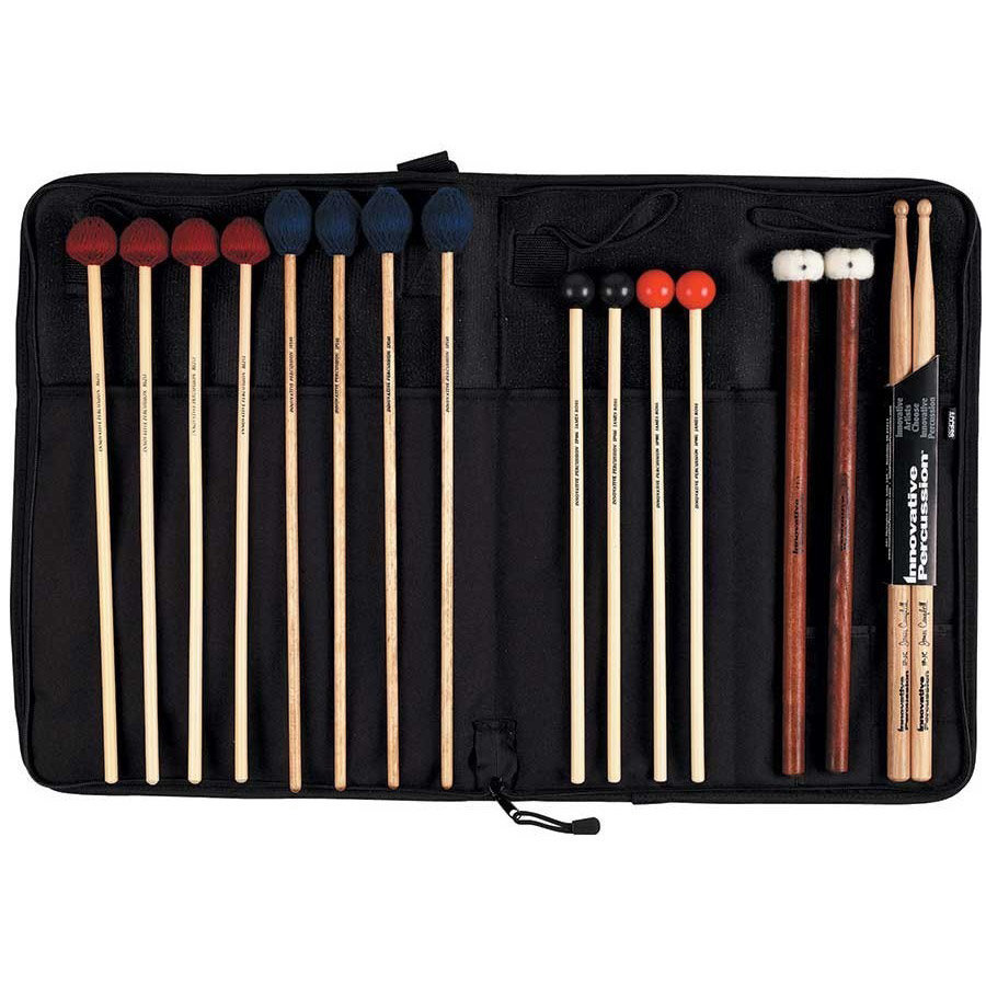 View larger image of Innovative Percussion FP-3 College Primer Mallet Pack