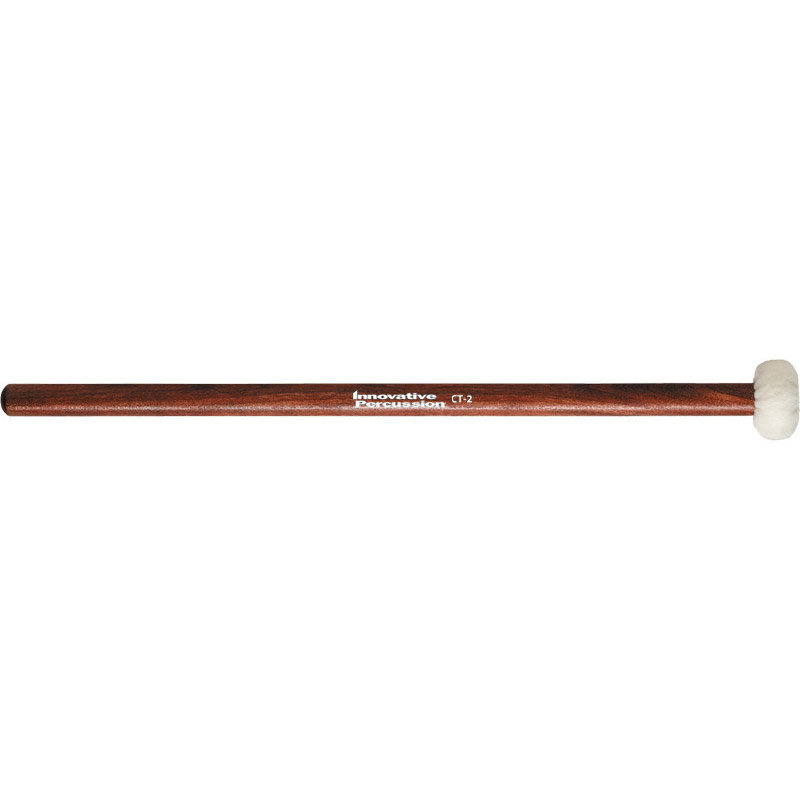 View larger image of Innovative Perussion CT-2 Timpani Mallets - Medium Soft/General