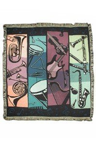 View larger image of Instruments Blanket