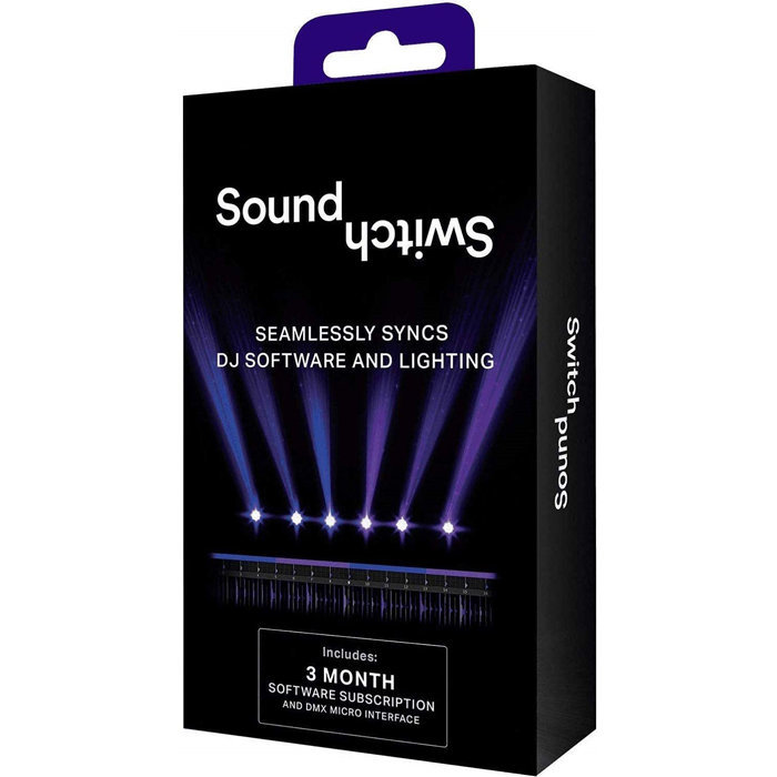 View larger image of SoundSwitch Ultra-Compact USB to DMX Interface