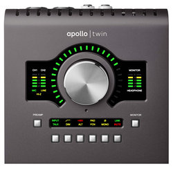 Universal Audio Heritage Edition Apollo Twin MKII DUO Audio Interface