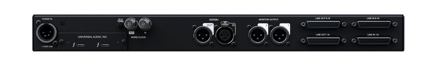 View larger image of Universal Audio Heritage Edition Apollo x16 Thunderbolt 3 Audio Interface