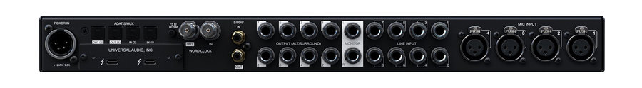 View larger image of Universal Audio Heritage Edition Apollo x8 Thunderbolt 3 Audio Interface