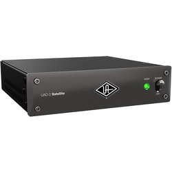 Universal Audio UAD-2 Satellite Thunderbolt 3 QUAD Core DSP Accelerator