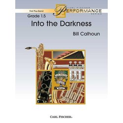Into the Darkness - Score & Parts, Grade 1.5