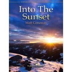 Into the Sunset - Score & Parts, Grade 4