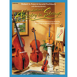 Introduction To Artistry In Strings - Double Bass