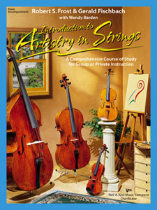 View larger image of Introduction to Artistry in Strings - Piano