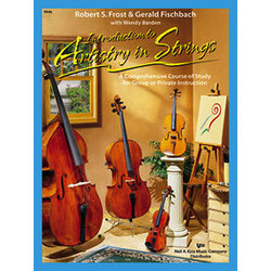 Introduction To Artistry In Strings - Viola
